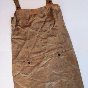 NWOT Jumper Style Dress 40/8